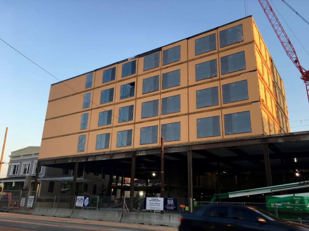 AC Hotel NuLu in Louisville modular construction