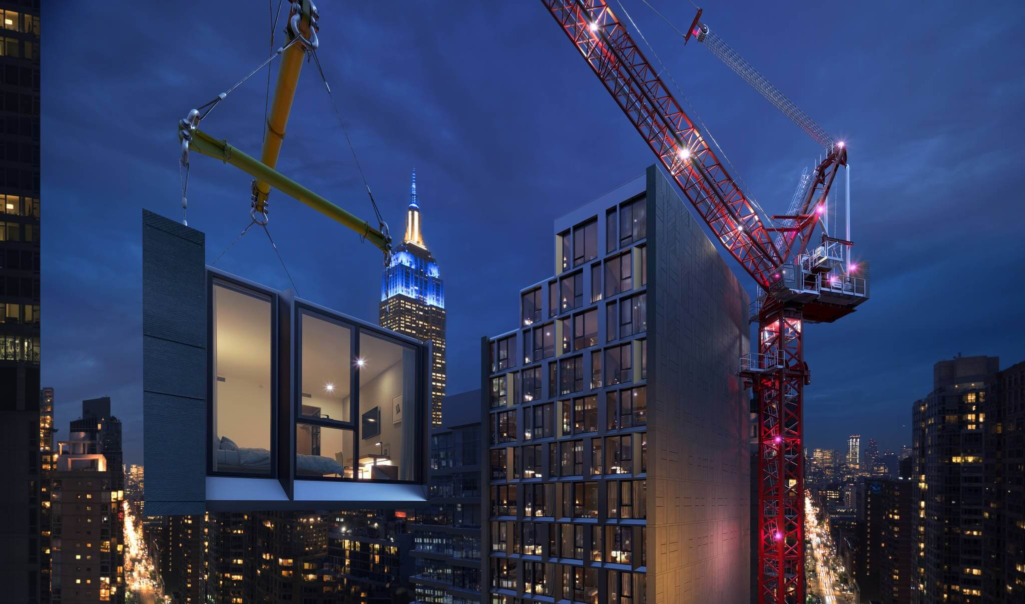 AVANA Capital Provides $65 Million In Financing For Tallest Modular Construction Hotel in the world