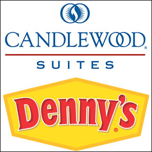 Candlewood Suites & Denny's Restaurant