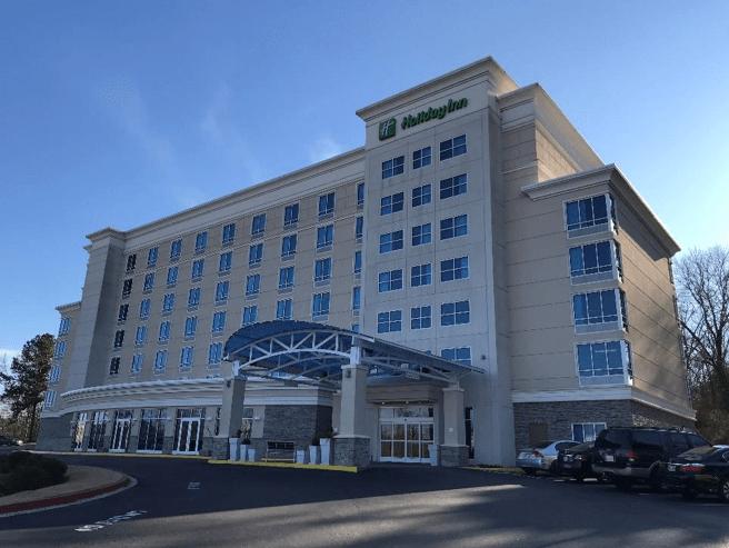 AVANA Capital provides funding for Holiday Inn in Chattanooga