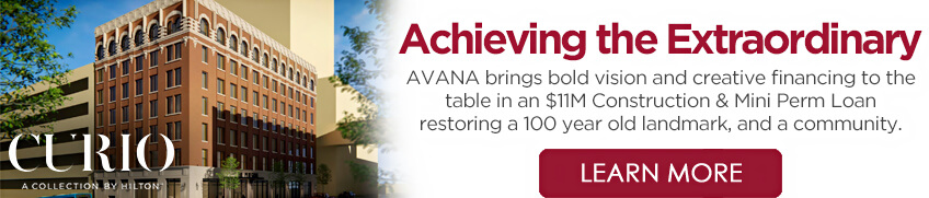 Go after that great business idea you always had. AVANA Capital: commercial real estate investment loans.