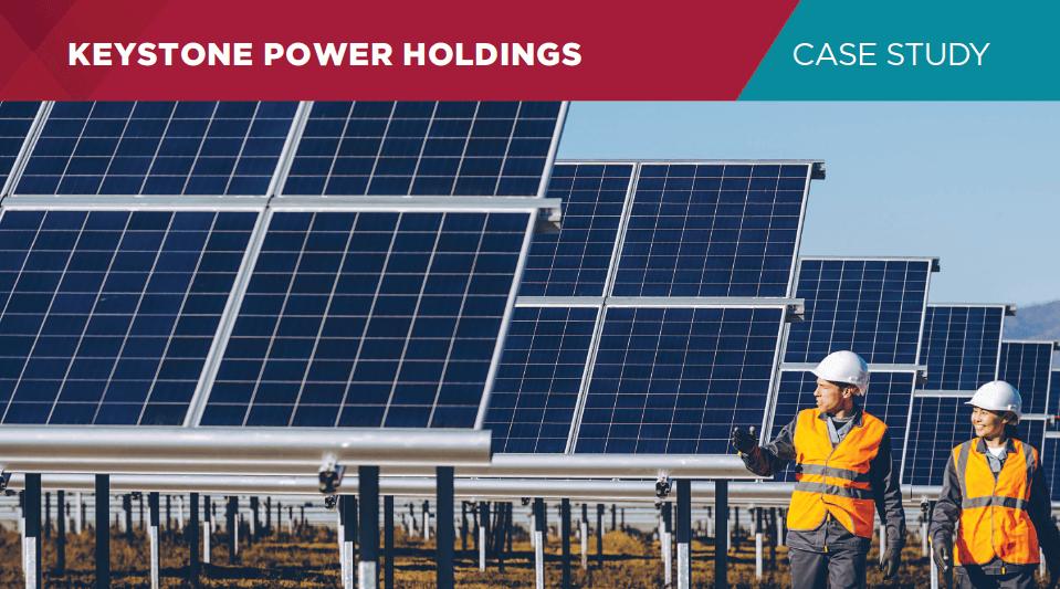 Keystone Power Holdings case study