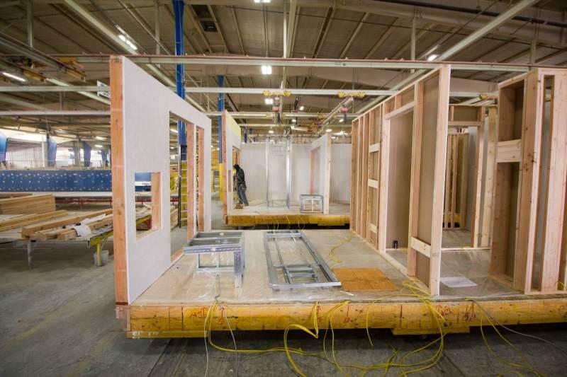 AC Hotel, Santa Rosa modular construction